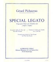 Pichaureau Gerard - Special Legato - 24 Etudes Pour Trombone Tenor