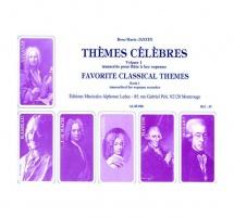 Janzen R. M. - Themes Celebres Vol 1 - Flb Soprano