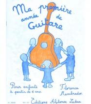 Membrado Florence - Ma Première Année De Guitare