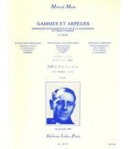 Mule M. - Gammes Et Arpeges Vol.3 - Saxophone