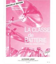 Boursault/lefevre - La Classe De Batterie Dans Les Conservatoires Cahier 2