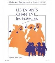 Gouinguene Christian - Les Enfants Chantent Les Intervalles