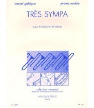 Galiegue/naulais - Tres Sympa - Trombone Et Piano