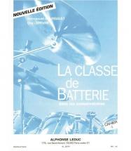Boursault/lefevre - La Classe De Batterie Dans Les Conservatoires Vol. 4