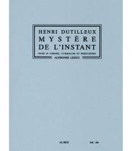 Dutilleux H. - Mystere De L