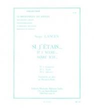 Lancen Serge - Si J