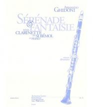 Ghidoni - Serenade Et Fantaisie