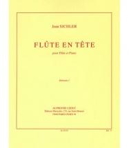 Sichler J. - Flute En Tete (deb.1) - Flute