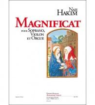 Hakim Naji - Magnificat - Soprano, Violon Et Orgue
