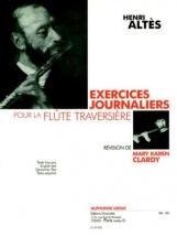 Altes Henri - Exercices Journaliers Pour La Flûte Traversière ? Révision De Mary Karen Clardy