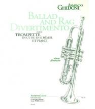 Ghidoni Armando - Ballad And Rag Divertimento