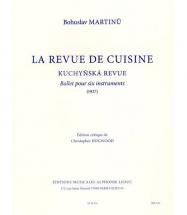 Martinu B. - La Revue De Cuisine