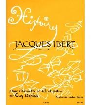 Ibert Jacques - Histoires