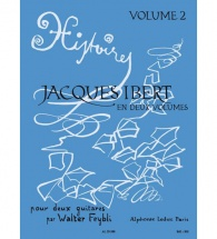 Feybli - Jacques Ibert En Deux Volumes Vol.2 - 2 Guitares