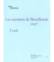 Ledeuil Eric - Les Mysteres De Broceliande - Flute & Piano
