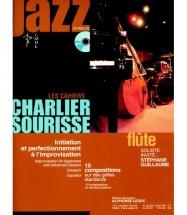 Les Cahiers Charlier-sourisse Pour Flûte + Cd