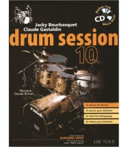 Bourbasquet, Gastaldin - Drum Session 10