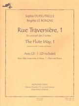 Dufeutrelle S. & Leborgne B. - Rue Traversiere 1 + Cd