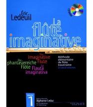 Ledeuil Eric - Flute Imaginative Vol.1 + Cd
