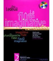 Ledeuil Eric - Flute Imaginative Vol.2 + Cd