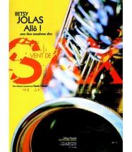 Betsy Jolas - Allo! - 2 Saxophones Altos