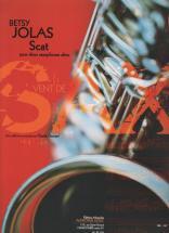 Jolas Betsy - Scat Pour 2 Saxophones Altos