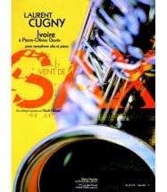 Cugny Laurent - Ivoire - Saxophone & Piano