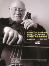 Rabbath Francois - Nouvelle Technique De La Contrebasse Vol.4 + Dvd