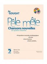 Gougat Jo - Pele Mele Vol.2 + Cd