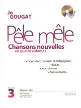 Gougat Jo - Pele Mele Vol.3 + Cd