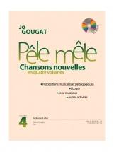 Gougat Jo - Pele Mele Vol.4 + Cd