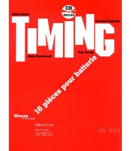 Timing - 16 Pièces Pour Batterie Avec Cd