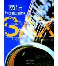 Paulet - Harmonie Intime - Saxophone Alto Seul