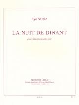 Noda Ryo - La Nuit De Dinant - Saxophone Alto Seul