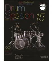 Bourbasquet/gastaldin - Drum Session Vol.15 + Cd