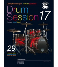 Bourbasquet/gastaldin - Drum Session Vol.17 + Cd