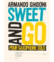 Ghidoni A. - Sweet And Go - Saxophone Solo