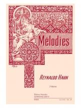 Hahn R. - Melodies Vol.3 - Voix Moyenne Et Piano