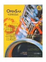 Open Sax Pour Saxophone Alto Seul