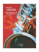 Mengel A. - Identifications Ii - Saxophone Baryton Et Accordeon
