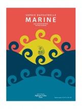 Dufeutrelle Sophie - Marine - Pour Ensemble De Flutes