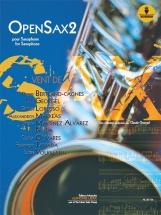 Open Sax Vol.2 Pour Saxophone Alto Seul