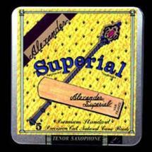 Alexander Anches Saxophone Baryton Alexander Superial 3
