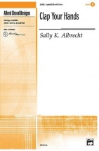 Albrecht Sally - Clap Your Hands - Choeur