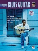 Lou Manzi - Mastering Acoustic Blues Guitar + Cd - Guitar Tab