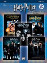 Harry Potter Solos + Cd - Flute Solo
