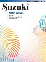 Suzuki Violin School Piano Acc. Vol. 5