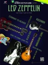 Led Zeppelin - Ultimate Easy Guitar Play-along + Dvd