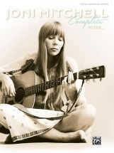 Joni Mitchell Complete So Far - Guitare