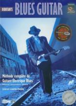 Blues Guitare Debutant Tab + Cd - David Hamburger